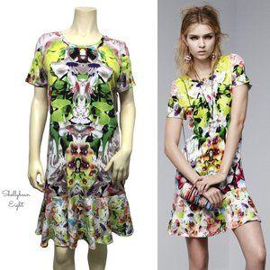 PRABAL GURUNG Target First Date Dress L NEW NWT